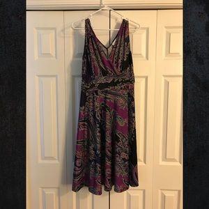 XL Fashion Bug dress